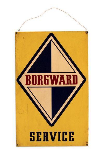 BORGWARD - EICHER