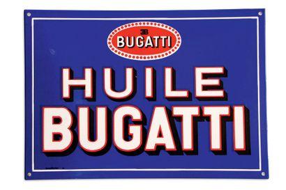 HUILE BUGATTI