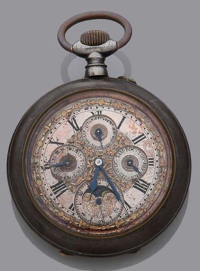 REGULATEUR Vers 1900. Régulateur astronomique...