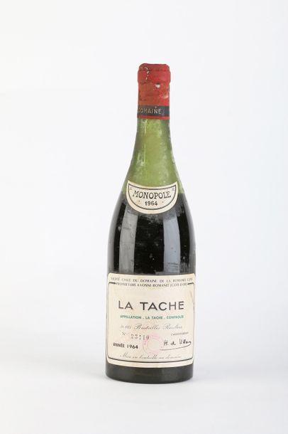 1 B LA TACHE (Grand Cru) 7 cm; e.t.h. légères;...