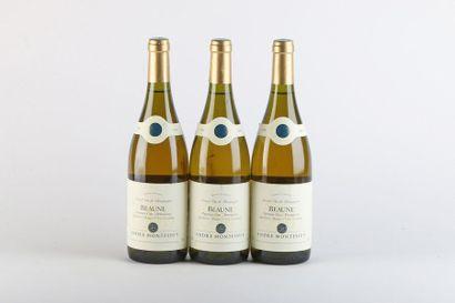 3 B BEAUNE PERTUISOTS Blanc (1er Cru) - 2006...
