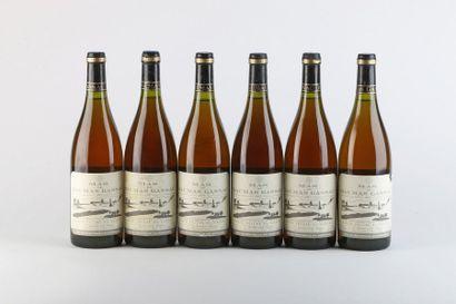 6 B VIN DE PAYS DE L'HÉRAULT Blanc (1 e.l.a.)...