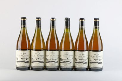6 B VIN DE PAYS DE L'HÉRAULT Blanc (1 à 2,5...