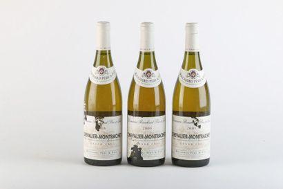 3 B CHEVALIER-MONTRACHET (Grand Cru) e.t.a. - 2005 - Bouchard Père & Fils