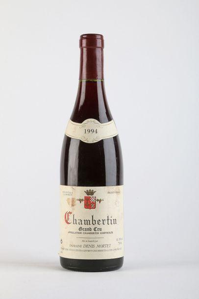 1 B CHAMBERTIN (Grand Cru) e.t.h. à e.l.a....