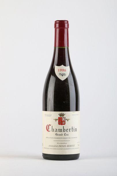 1 B CHAMBERTIN (Grand Cru) e.l.a. - 1996...