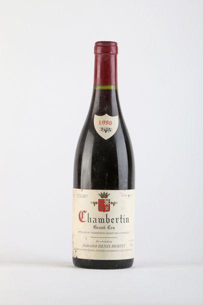 1 B CHAMBERTIN (Grand Cru) e.a. - 1996 -...