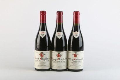 3 B GEVREY-CHAMBERTIN LAVAUX ST JACQUES (1er...