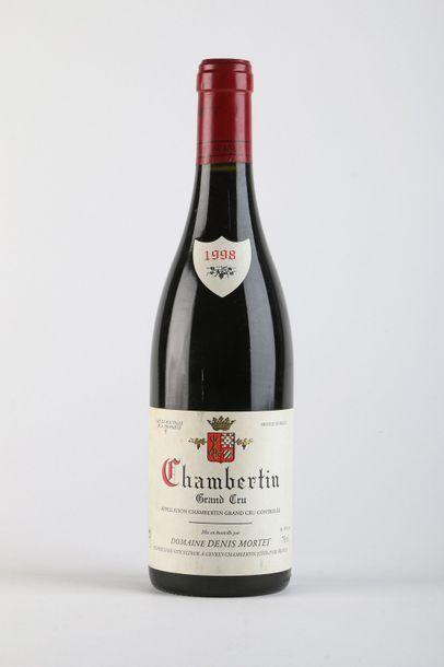 1 B CHAMBERTIN (Grand Cru) e.l.s. - 1998...
