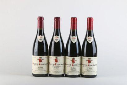 4 B GEVREY-CHAMBERTIN EN DERÉE (1 e.l.a.) - 2000 - Denis Mortet