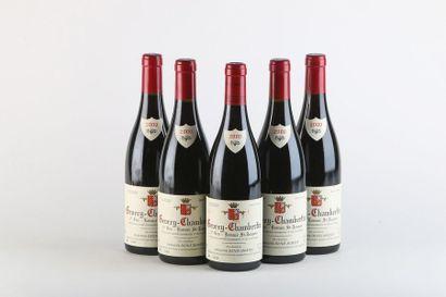 5 B GEVREY-CHAMBERTIN LAVAUX ST-JACQUES (1er...