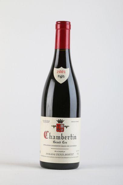 1 B CHAMBERTIN (Grand Cru) e.l.s. - 2001...
