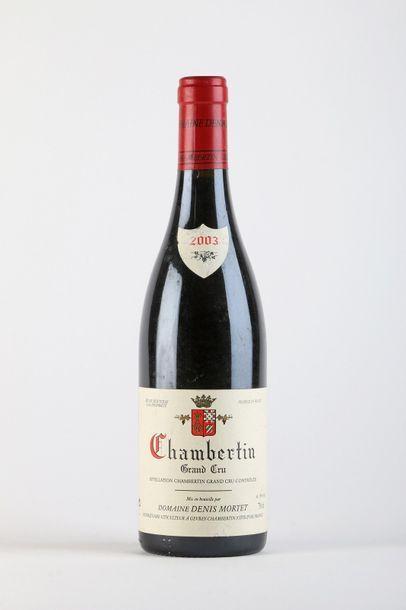 1 B CHAMBERTIN (Grand Cru) e.l.a; clm.a....