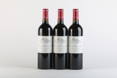 3 B CHÂTEAU BEAUREGARD - 2001 - Pomerol