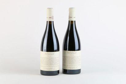 2 B VIN DE PAYS DES COLLINES RHODANIENNES SOTANUM (e.l.a.) - 2003 - Les Vins de...