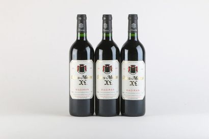 3 B MADIRAN XL (1 e.l.s.) - 1996 - Château...