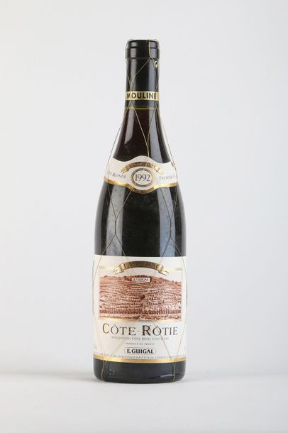 1 B CÔTE RÔTIE LA MOULINE (e.l.s.) - 1992...