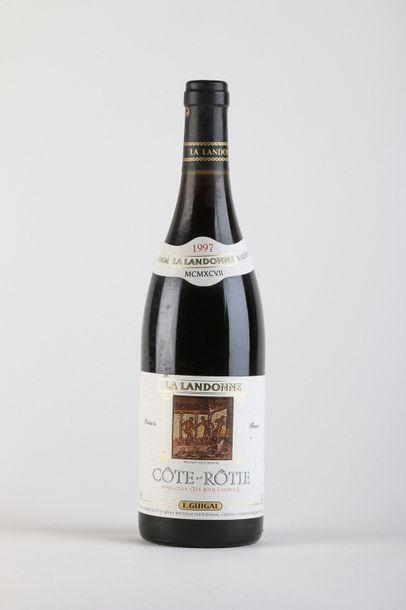 1 B CÔTE RÔTIE LA LANDONNE (e.l.s.) - 1997...