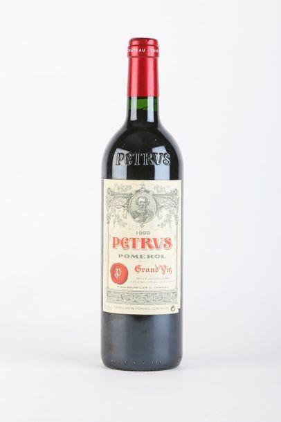 1 B PETRUS (e.l.a.) - 1999 - Pomerol