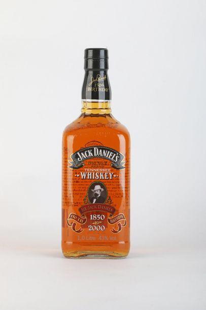 1 B WHISKY MR JACK'S 150 BIRTHAY 70 Cl 43%...