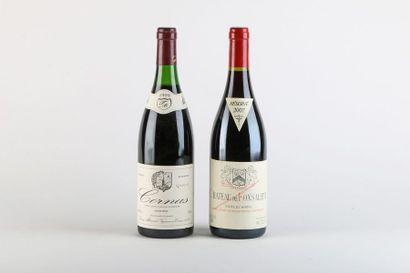 1 B CÔTES DU RHÔNE Rouge - 2007 - Château...