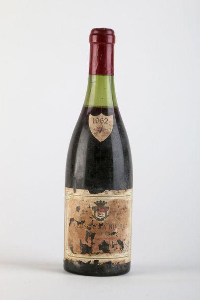1 B CLOS DE LA ROCHE (Grand Cru) 3,7 cm;...
