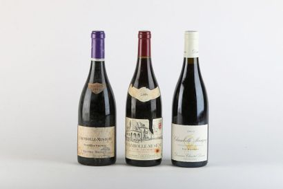 1 B CHAMBOLLE-MUSIGNY LES MOMBIES - 2011...