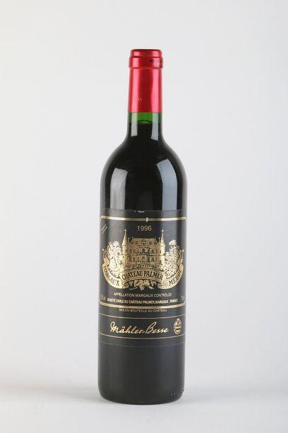 1 B CHÂTEAU PALMER (e.l.a.) - 1996 - GCC3...