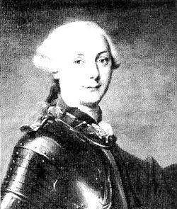 [CHER]. [COMMUNE DE PLOU]. CHÂTEAU DE CASTELNAU. SEIGNEURS DE BUSSY CHARLES-JOSEPH...