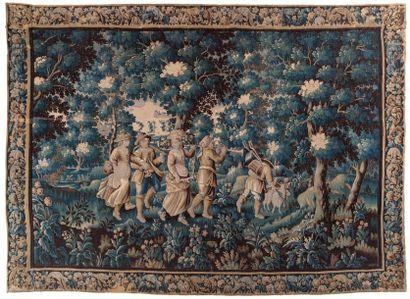 Aubusson, XVIIe siècle