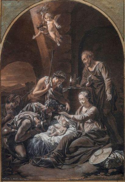 ANDRÉ DUTERTRE (1753 - 1842)