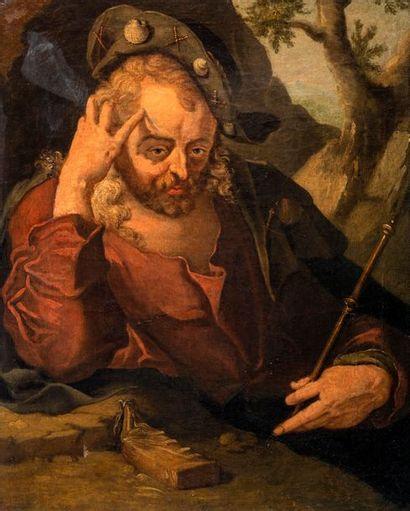 ECOLE HOLLANDAISE VERS 1610<br/>Entourage de Bomaert