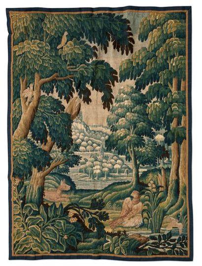 AUBUSSON, XVIIIe siècle