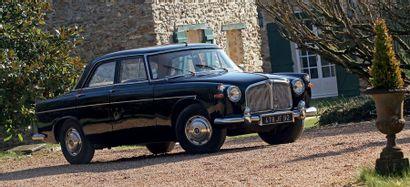 1964 ROVER P5 Mark 2.6 litres