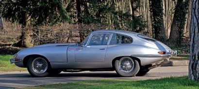1962 Jaguar 3.8 Type E Coupé série 1