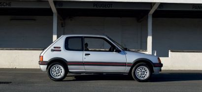 1988 Peugeot 205 GTI 1.6 115ch