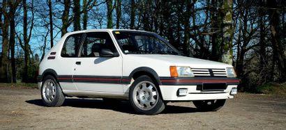 1987 PEUGEOT 205 GTI 1.9