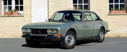 1974 PEUGEOT 504 coupé