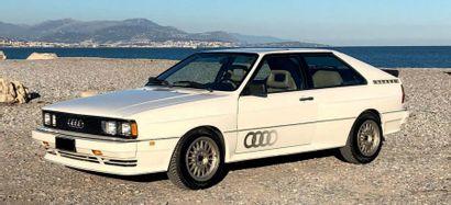 1983 Audi UR QUATTRO