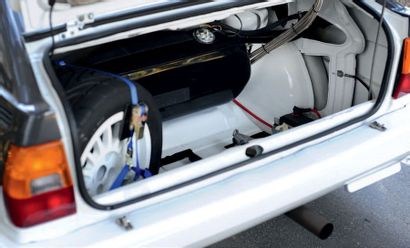 1981 Audi QUATTRO gr4 FIA Préparation sans limite de budget Passeport Technique Historique...
