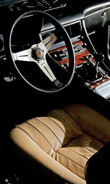 1975 FERRARI 365 I GT4 2+2 Premier modèle le plus rare de la lignée Deuxième main,...