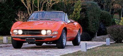 1971 FIAT Dino Spider 2.4