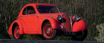 1935 Fiat «MILLE MIGLIA» 508 CS Balilla Aerodinamica