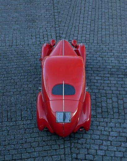 1935 Fiat «MILLE MIGLIA» 508 CS Balilla Aerodinamica Même propriétaire depuis 49...