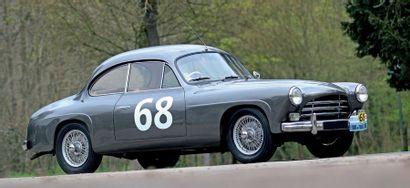 1954 Salmson 2300 S EX - TOUR DE FRANCE AUTOMOBILE 1956 ET LYON-CHARBONNIÈRES 1956