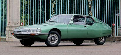 1972 Citroën SM Maserati