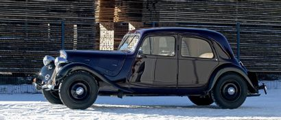 1936 Citroën Traction 7C
