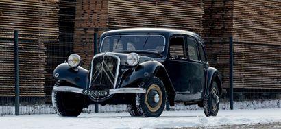1934 Citroën 11A LIMOUSINE