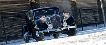 1939 Citroën «Victoria» BIG SIX