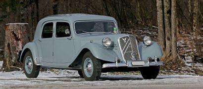 1952 Citroën BIG SIX